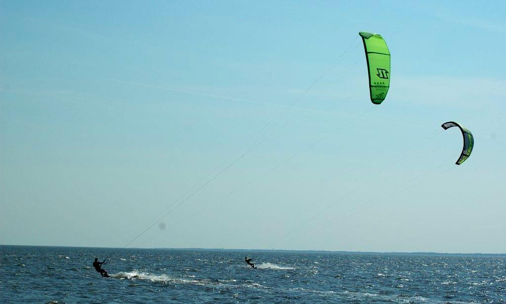 Learn Kiteboarding In Esbjerg