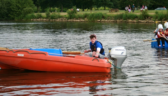 Powerboat Lessons In Peterborough