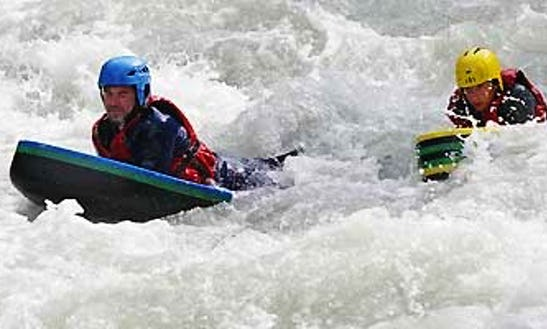Hydrospeed Tour In Bourg-saint-maurice