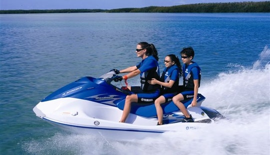 Jet Ski Hire In Noosaville,queensland - Australia