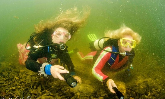 Diving Trips And Padi Courses In Finch Hatton