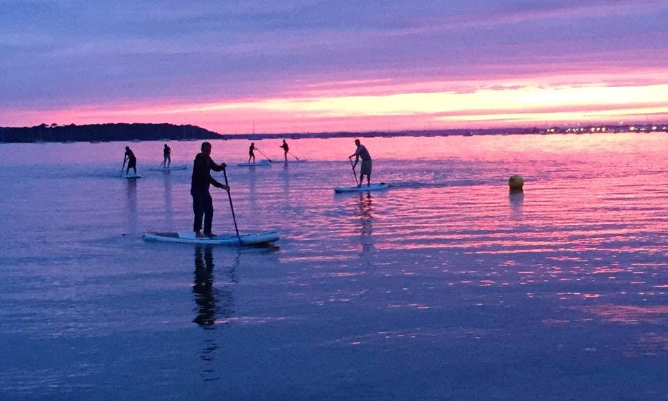 Paddleboard Rental and Lessons in Poole, United Kingdom