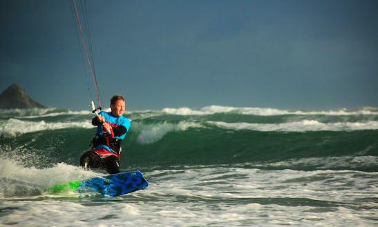Kitesurfing Lessons In Auckland