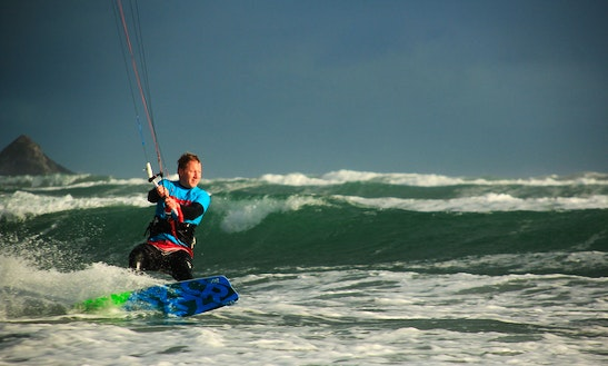 Kitesurfing Lessons In Auckland