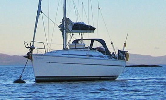 Ovni 43 'lotus' Sailing Charter In Parton