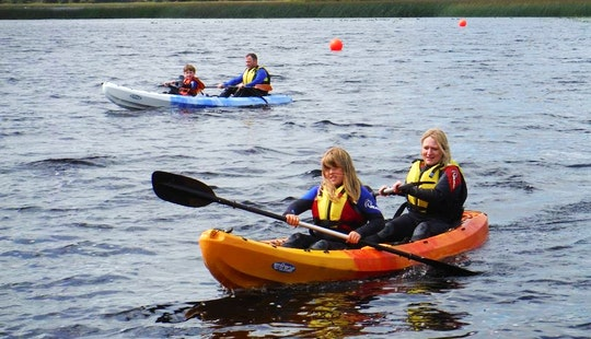 Kayak Rental And Trips In Clare, Ireland