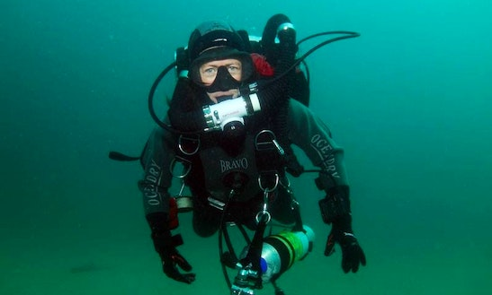 Diving Trips & Courses In Christchurch