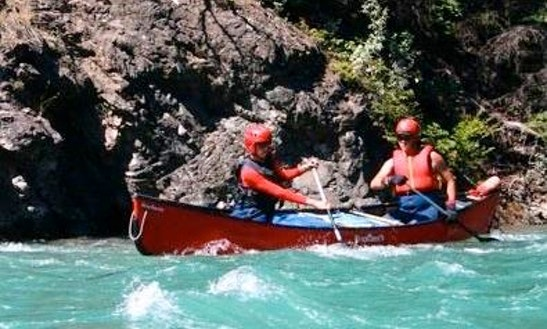 Canoe Courses And Rental In Calgary