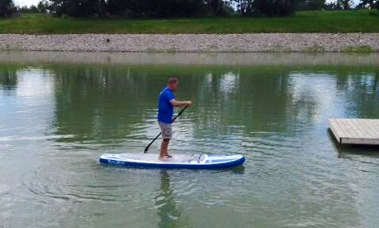 Paddleboard Rental And Lessons In Calgary