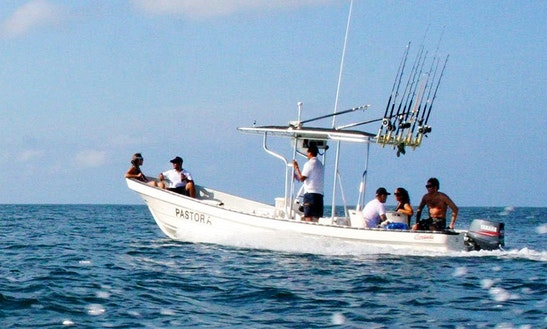 Center Console Fishing Charters In Rivas, Nicaragua
