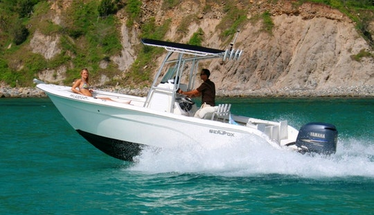 8 Person Boat Rental In Collectivité De Saint-martin