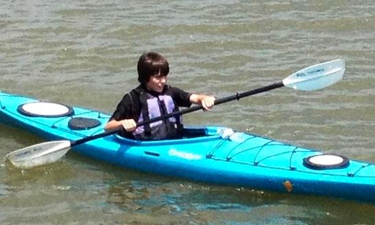 Single Kayak Tour In Cornwall-on-hudson