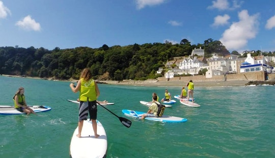 Paddleboard Rental And Lessons In St Brelade, Jersey