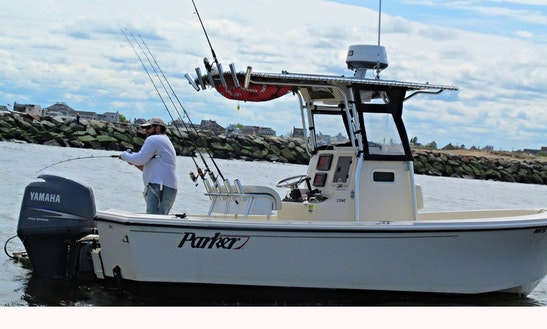 Enjoy Fishing In Newburyport, Massachusetts With Captain Chris