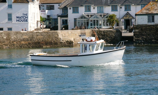 Madeline Rose Fishing Trips In Saint Mawes