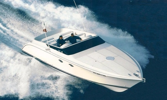 Charter This Luxury 35ft Tornado Motor Yacht In Naples, Italy