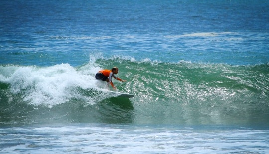 Learn How To Surf In Weligama, Sri Lanka