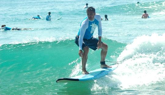 Surf Lessons In Arugam Bay