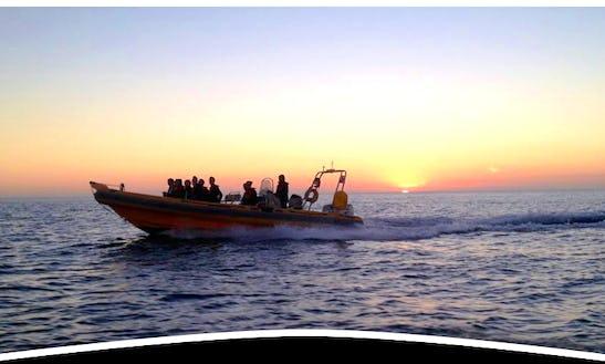 Speed Rib Boat In Lisboa