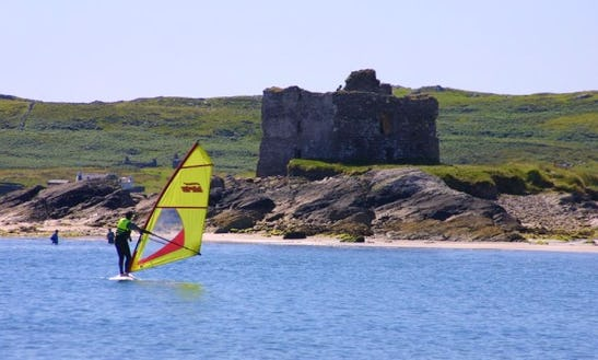 Windsurfing Rental And Lessons In Kerry, Ireland