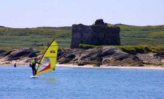 Windsurfing Rental & Lessons In Kerry, Ireland
