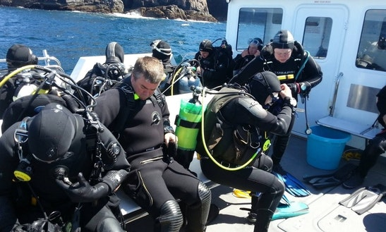 Learn Scuba Diving In Donegal