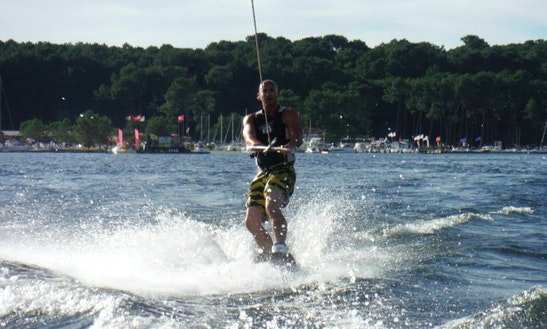 Wakeboarding Hire In Biscarrosse