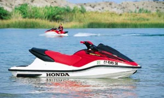 10' Jet Ski Rental In Walnut Creek, California