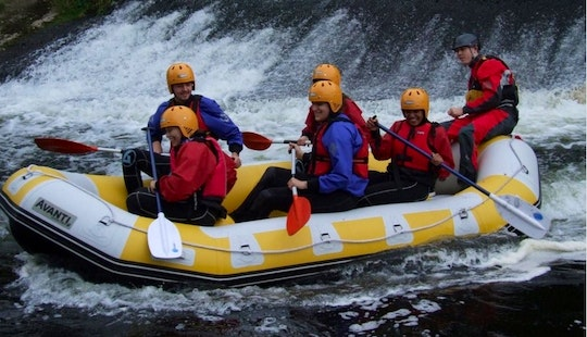 River Rafting Trip In Palmerstown