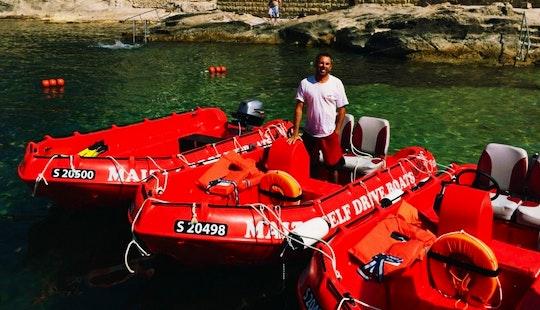 Self Drive Boats Rental In Tas-sliema