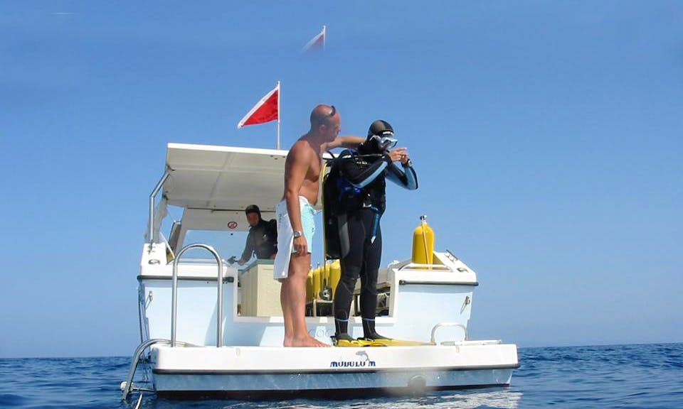 Learn Scuba Diving In Arzachena