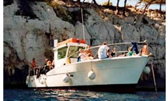 Diving Trips In Cassis, France