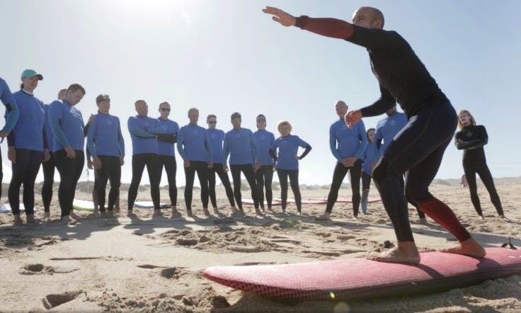 Surf Lessons in Sagres