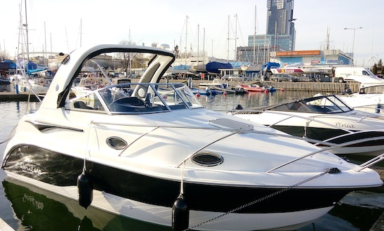 Motor Yacht Rental In Gdynia