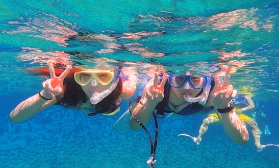 Snorkeling Tours In Onna-son