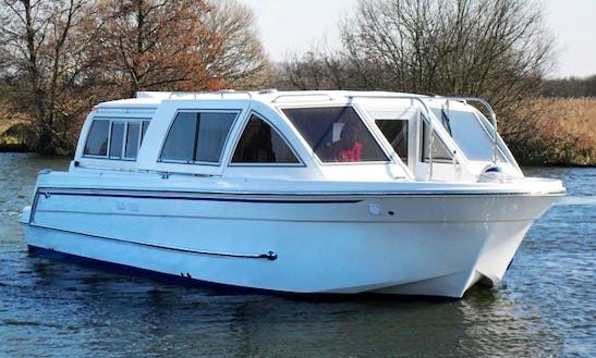 Admiral Boat Charter In Horning