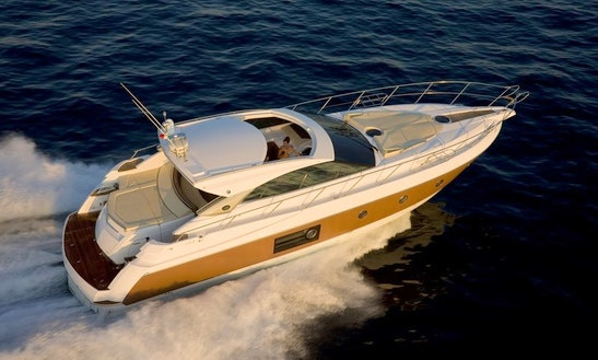 Motor Yacht Rental In Gallipoli