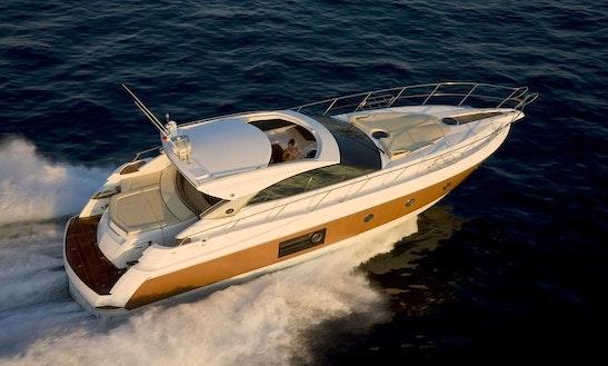 Motor Yacht Rental In Gallipoli