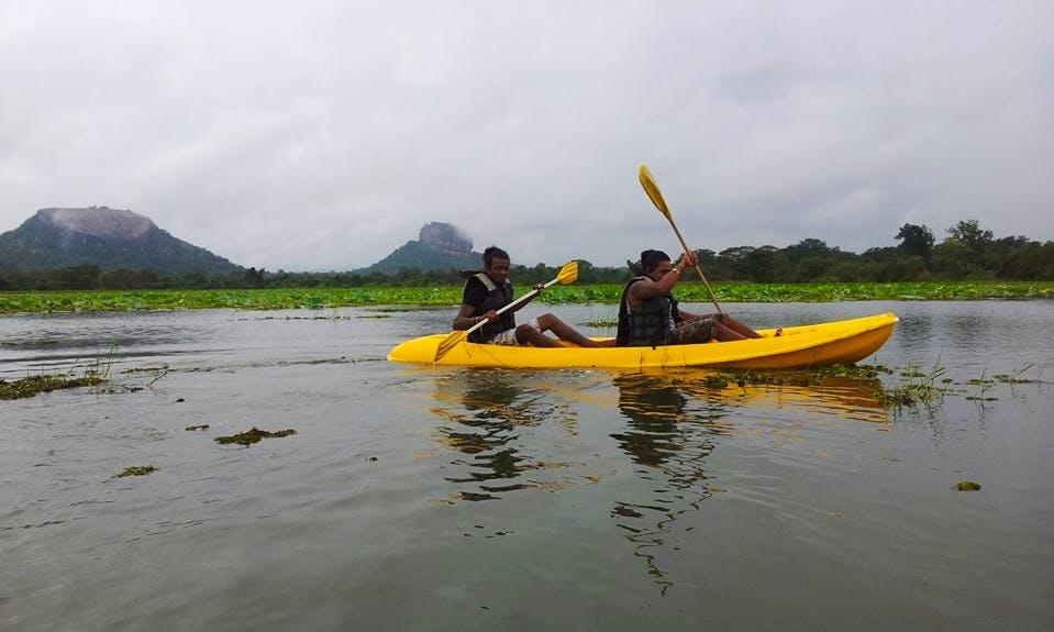 Kayak Trips in Sigiriya