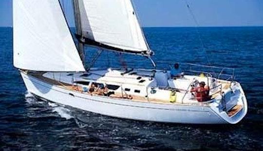 Jeanneau 43 Cruising Monohull Charters In Gosport