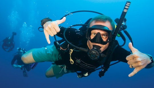 Padi Diving Courses And Trips In Ipswich