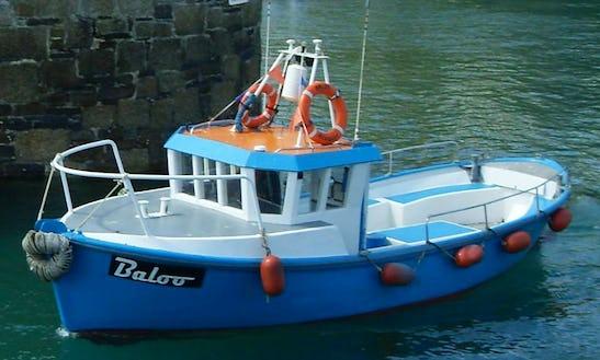 Fishing Trip Charter In Newquay