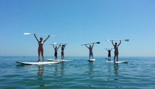 Stand Up Paddle Hire In Matalascañas