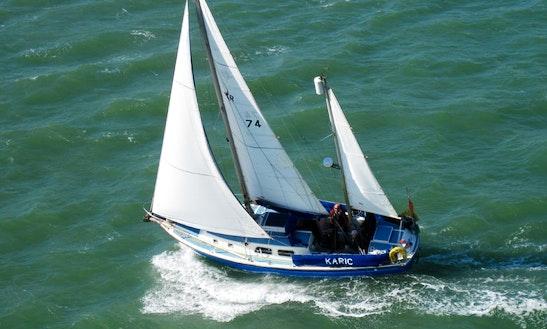 'karic' Cruising Monohull Charter In Brighton - Uk