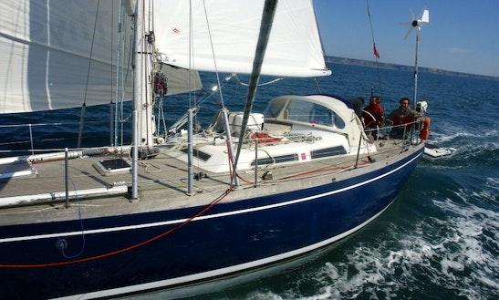 'jalapeno' Cruising Monohull Charter In Brighton - Uk
