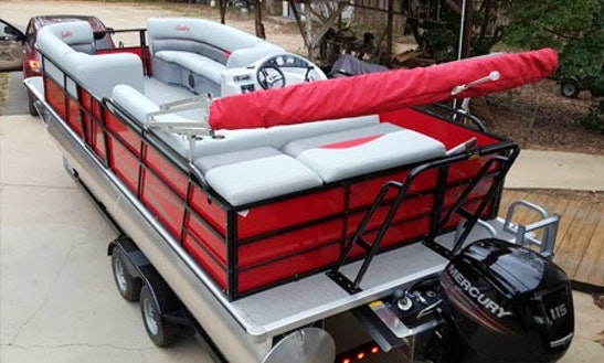 'red Bentley' Boat Rental In Covington
