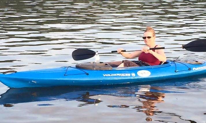 Kayak Tour in Athens