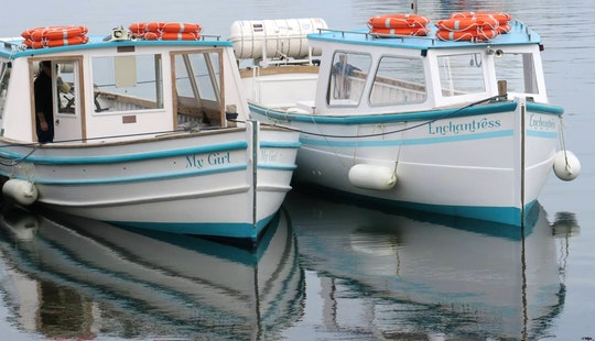 Amazing Boat Cruise In Weymouth, United Kingdom