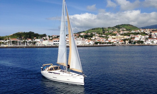 Primo - Dufour 450 Grand`large (4 Cabins, 2 Heads, From 2014) Base Horta, Faial Island, Azores
