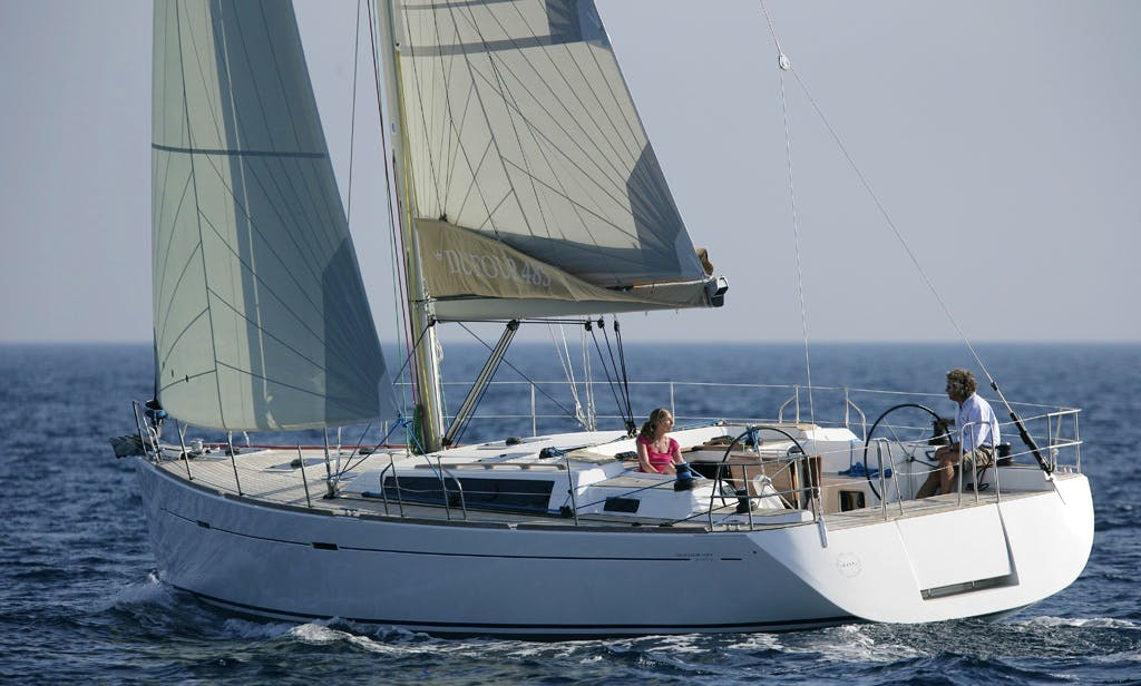 Dufour 485 Grand`Large (3 Cabins, 3 Heads, from 2015) Base Ponta Delgada, São Miguel Island, Azores